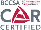 BC Construction Safety Alliance Certified