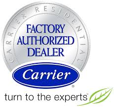 Factory Authorized Dealer Carrier