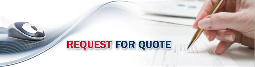 Request for a Quote