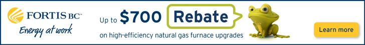 Fortis Gas Furnace Rebate